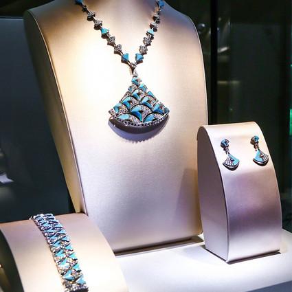 宝格丽稀世珠宝璀璨亮相北京 探华彩之源 展传世风华