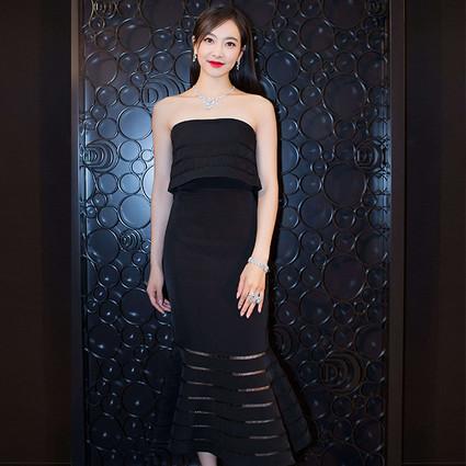趁这6个小众品牌连衣裙还没烂大街,跟宋茜赵丽颖穿起来过夏天!