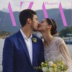 米兰达可儿与巴西版林妹妹竟然选择同一天结婚,别想太多,除了时间什么都不同!