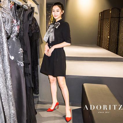 高定品牌ADORITZ在北京举办开业典礼