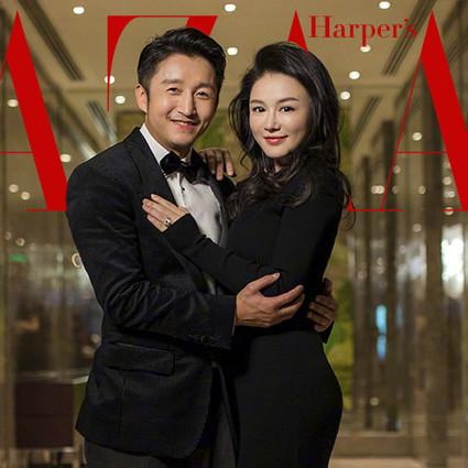 无论世界冠军邹市明还是硬汉导演吴京,因为有强人老婆做后盾他们才更强大!