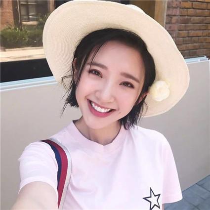 草编帽菜篮子,唐艺昕告诉你:透气的时髦才叫过夏天呢!