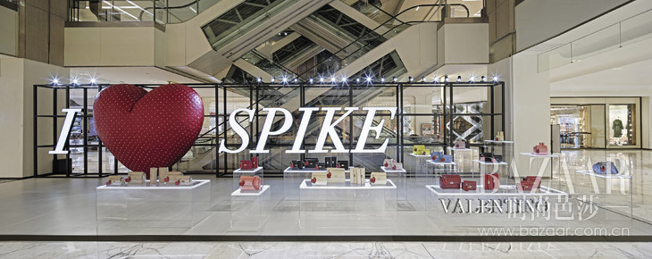 BJ Rockstud Spike Bag Pop-up Exhibition - 1