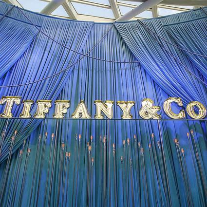 """""""刘设计师""""遇上一朵樱花泄密少女心,Tiffany品牌文化展致敬180周年!"""