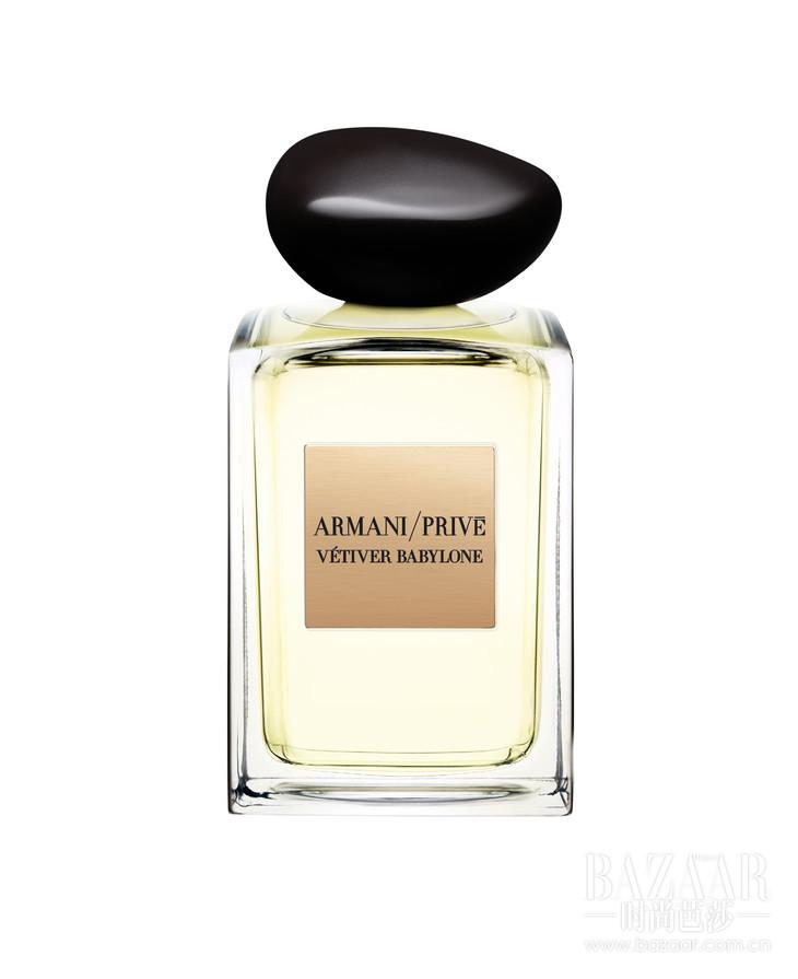 阿玛尼贵族清新香水岩兰草香型
