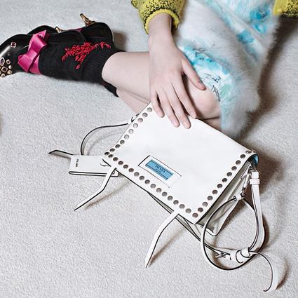 全新风格手袋 :Prada Etiquette手袋