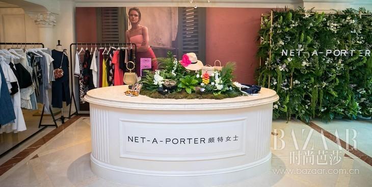 NET-A-PORTER颇特女士 展示2017度假特辑 (1)