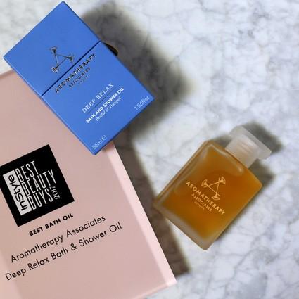 AROMATHERAPY ASSOCIATES一个在家就能享受奢华SPA的精油品牌