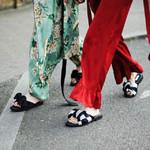 """随便一""""扭""""就美美出门的扭结鞋,承包懒女孩的整个夏天!"""
