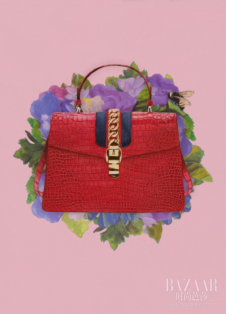 Gucci-top handle bag-13