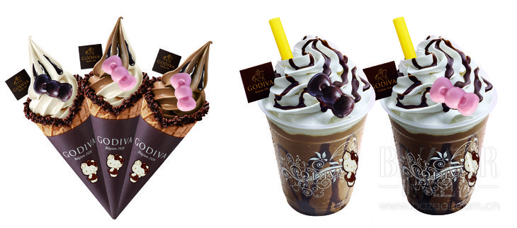 软冰淇淋与冰莹组图
