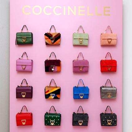 引领全球轻奢时尚意大利皮件品牌COCCINELLE 全球首席执行官Andrea Baldo親临京城 揭开 2017秋冬新品序幕 宣示开创新格局