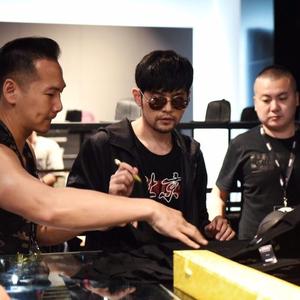PHANTACi 北京门店正式开幕  品牌创意总监JAY CHOU亲临现场 热力引爆三里屯
