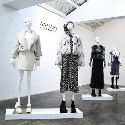 ANMANI恩曼琳2017秋冬系列新品预览会,灵动诠释法式优雅