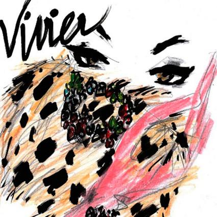 妩媚动人,自由不羁- Roger Vivier 罗杰•维维亚 Leopard 豹纹系列