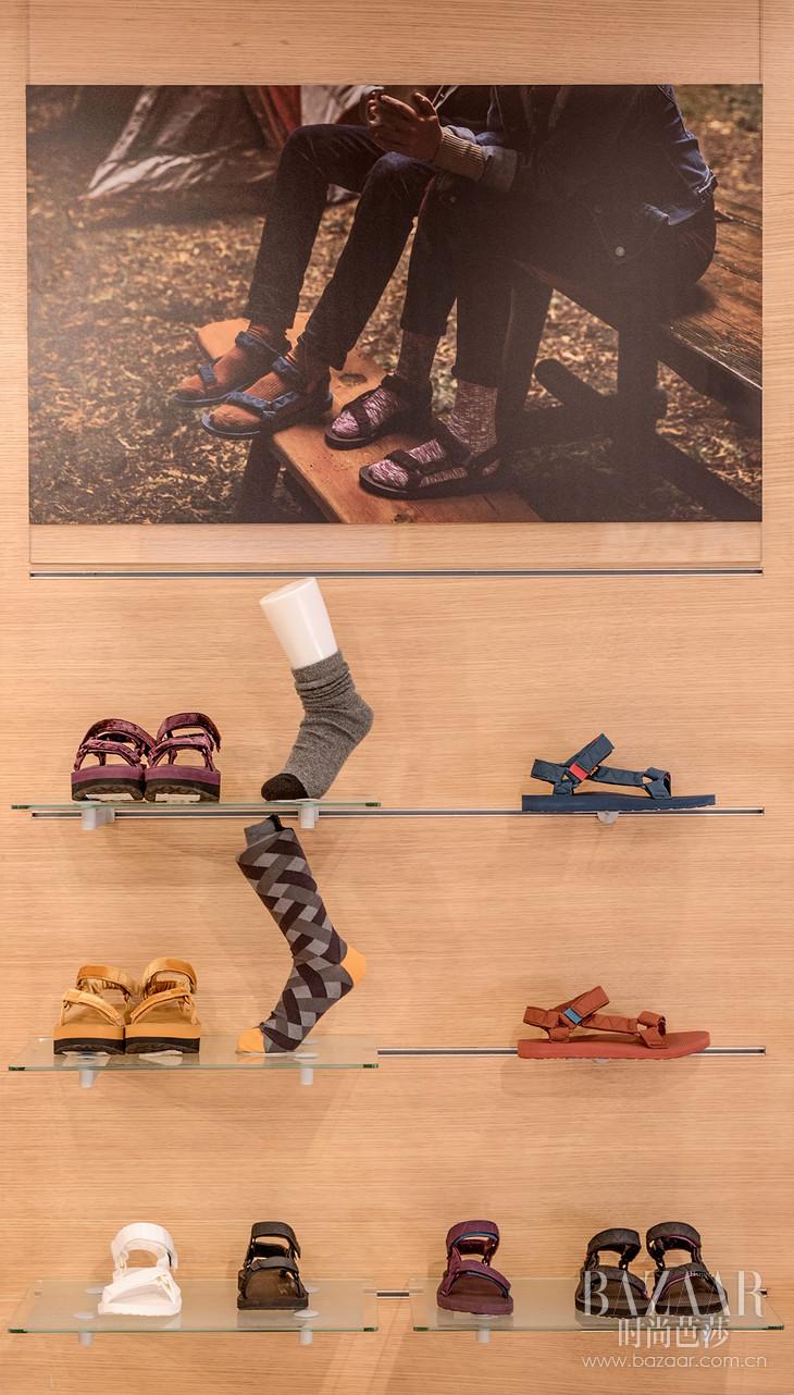 秋冬新款经典凉鞋Puff款及Velvet款