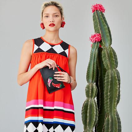 Kate Spade New York 夏日风尚之选,趣致缤纷悠然夏日
