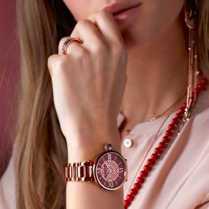 THOMAS SABO品牌推出 2017年秋/冬时尚季新款手表作品