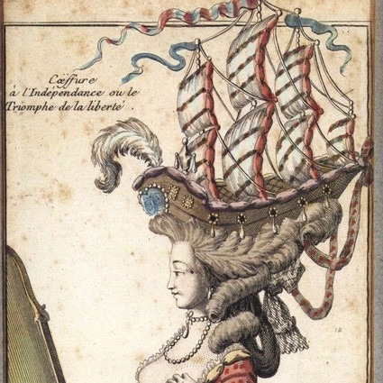 """法国国王和皇后开启假发带货王模式,没想到时髦的假发也有这么多""""黑历史""""!"""