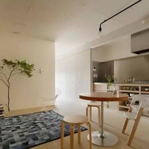 传统日本设计应用在现代住宅