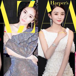 颖宝的气色唇,杨幂的桃花眼,唐嫣的减龄底妆…2017的流行点你还差哪个没收齐?