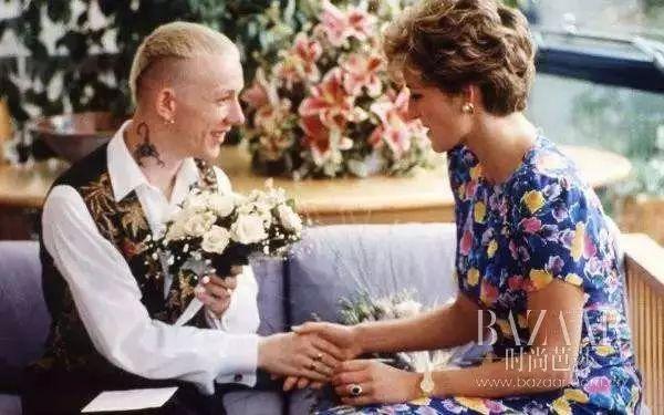 戴安娜绝版纪录片首度曝光,逝世20周年仍被怀念 她靠慈善改变全世
