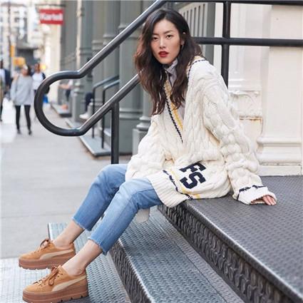 纽约时装周中国代表团十佳造型,杨幂刘雯都入选了,不服来辩啊~