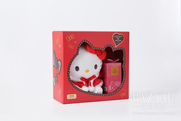 GODIVA Hello kitty补充 13