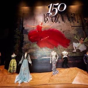BAZAAR 150周年大展登陆成都,来一场时髦摩登趴
