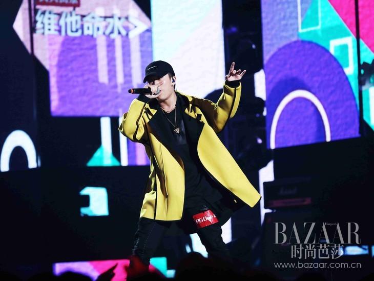 《中国有嘻哈》PG One
