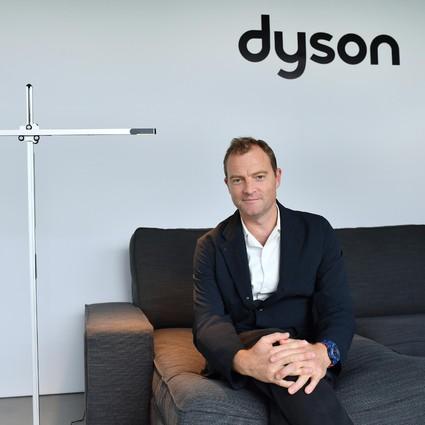 杰克·戴森(Jake Dyson)携创新照明技术点亮上海