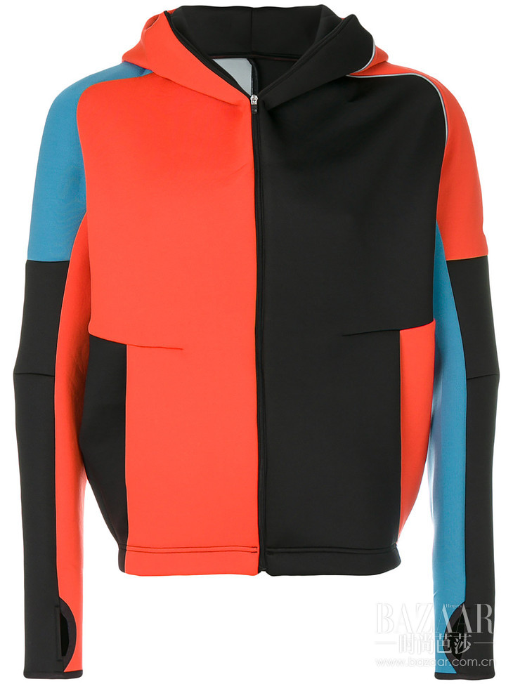 ADIDAS BY KOLOR energy hooded jacket at Farfetch