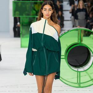 LACOSTE 2018春夏巴黎大秀,11套秀款抢先发布定义复古时装新风潮