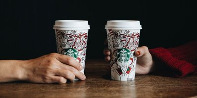 星巴克开启暖心圣诞 让好意从这里蔓延