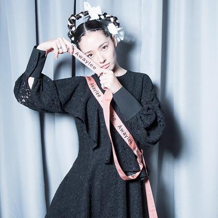 "Awaylee 2018春夏""Swirling Girl""上海时装周大秀: 掀起一场清新少女Style甜蜜风暴!"