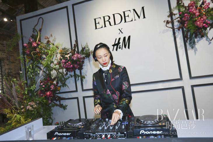 ERDEM x H&M SH EVENT-5