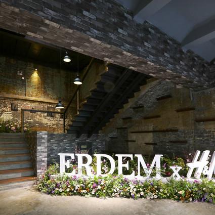 ERDEM x H&M设计师合作系列中国发布派对