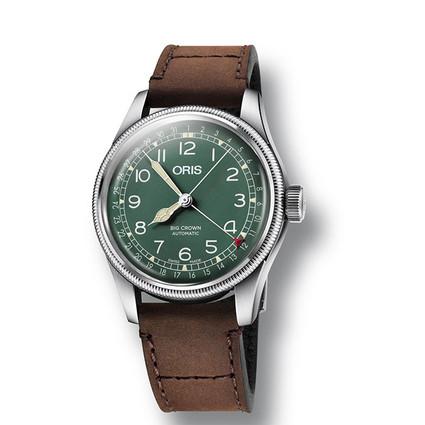 重返蓝天——豪利时推出限量版大表冠腕表,纪念经典的Dewoitine D.26飞机