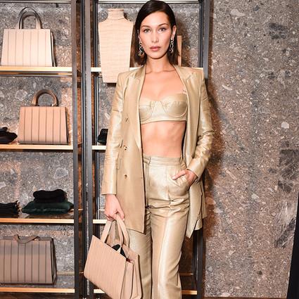 Max Mara庆祝纽约麦迪逊大道精品店重新开业,推出全新迷你Whitney Bag