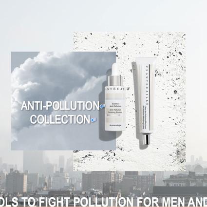 国际品牌香缇卡 隆重推出全新抗污染防护系列 藉由植物干细胞修护力量 研创革命性肌肤防卫方案