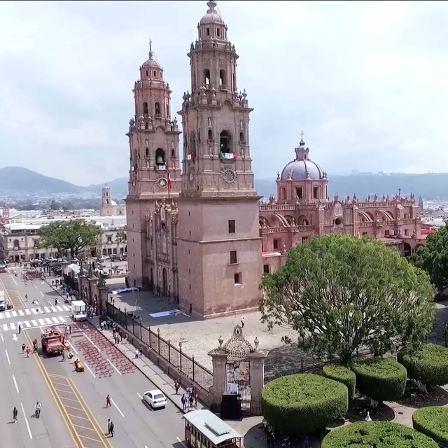 墨西哥米却肯州州长Silvano Aureoles Conejo展开访华行程 共商两国经贸关系,推动墨西哥旅游发展