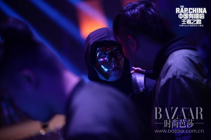 为了解中国嘻哈 欧阳靖化身嘻哈侠