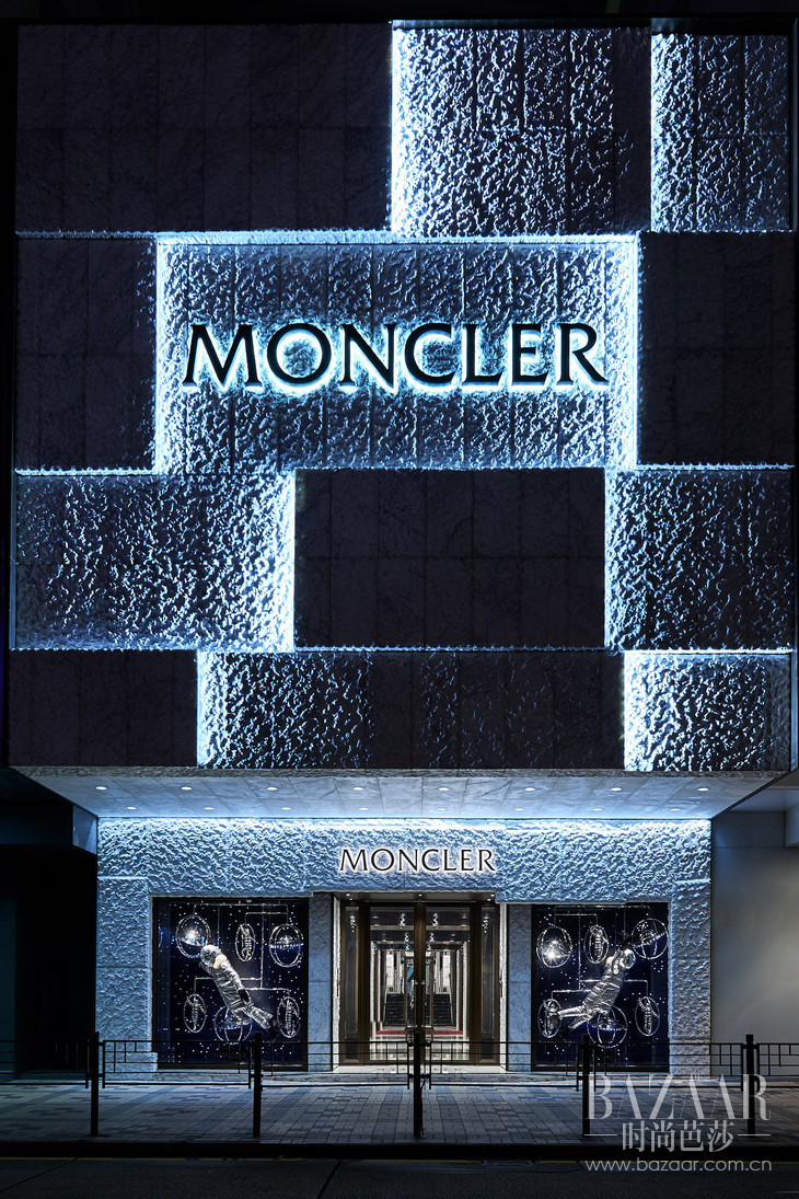MONCLER FLAGSHIP STORE HONG KONG HARBOUR CITY (1)
