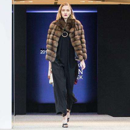北京SKP秋冬新品时装秀华丽启幕,开启美的力量,缔造时尚梦想