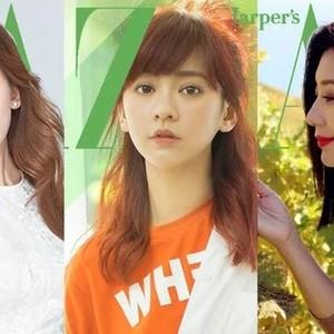 贾静雯林志玲都是43岁?台湾女生的童颜和身材美得不科学!
