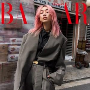"""Margaret Zhang:""""我不喜欢别人说我是时尚博主。"""""""
