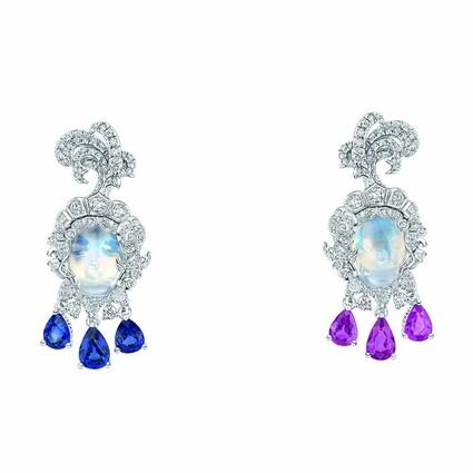 Dior à Versailles, Pièces Secrètes 顶级珠宝系列