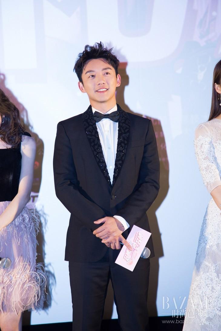 Zheng Kai in Roberto Cavalli
