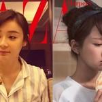 """食量小花杨紫,""""马假线""""袁姗姗,猛吃却还96斤?!"""