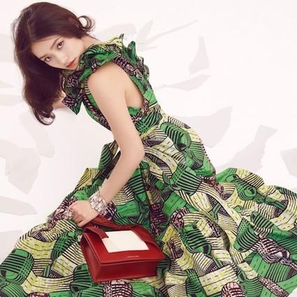 别养青蛙了,林允同款情人节包包,一条带子帮你找到青蛙王子!